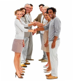 JANUARY EVENT: Pleased to meet you Speed Networking